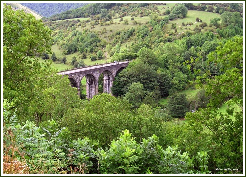 photoblog image Monsal Dale Viaduct