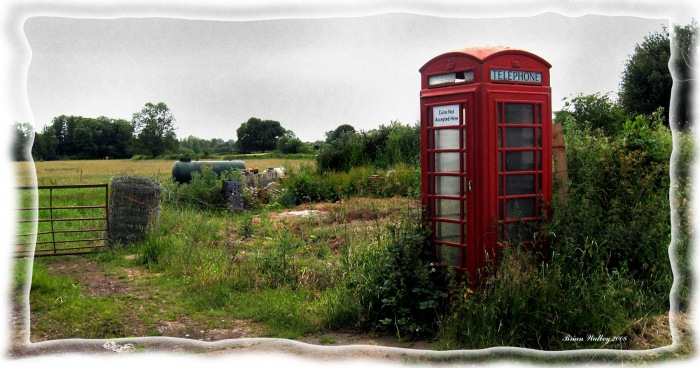 The Old Telephone Box