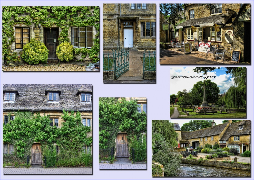 photoblog image Cotswolds Collages - 1/15