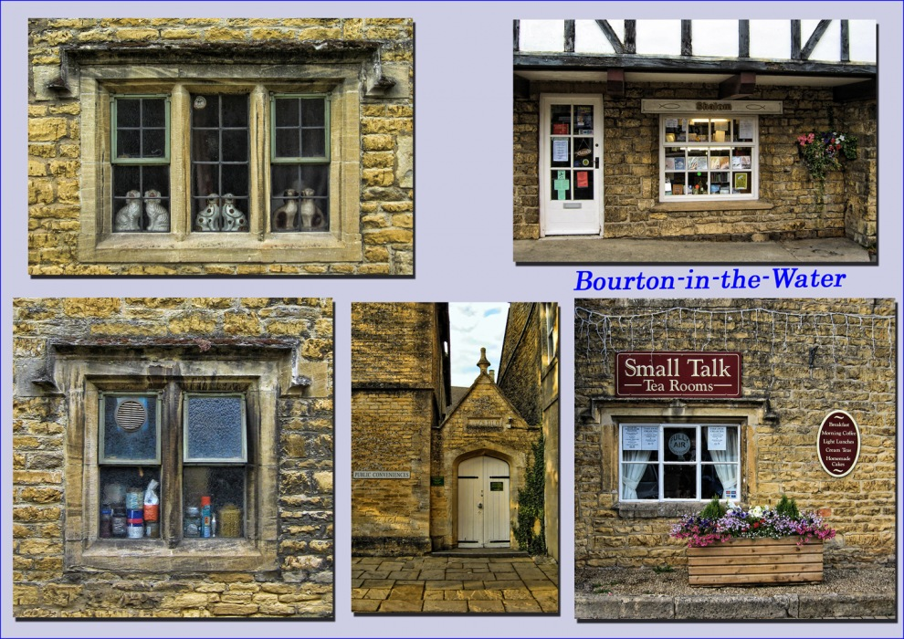photoblog image Cotswold Collages - 9/15