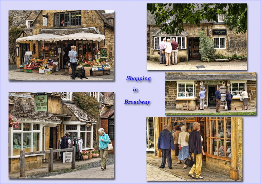photoblog image Cotswolds Collages - 2/15