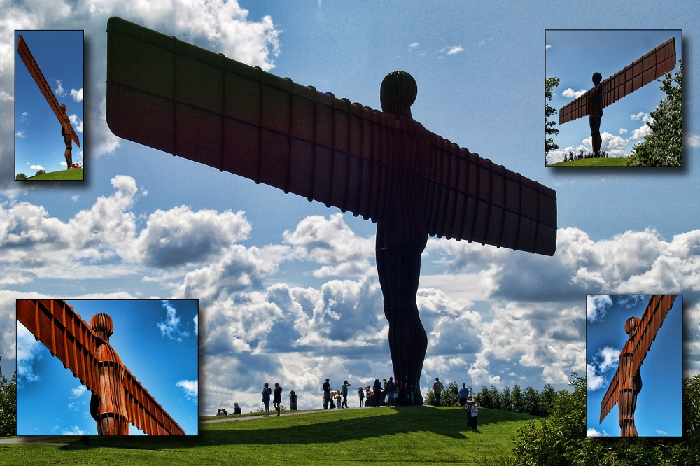 photoblog image The Angel Of The North