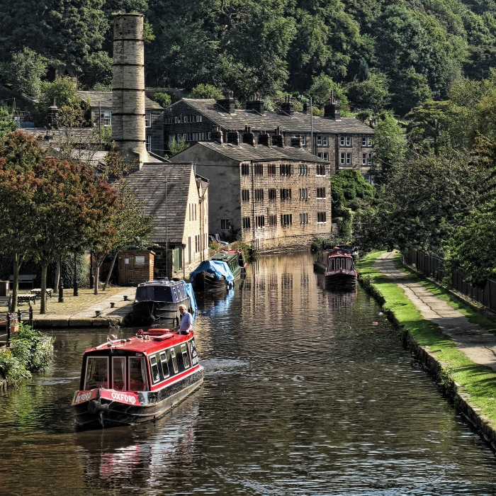 photoblog image A Yorkshire Weekend - Hebden Bridge 1/7