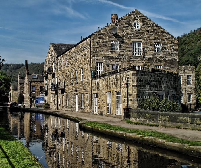 A Yorkshire Weekend - Hebden Bridge 2/7