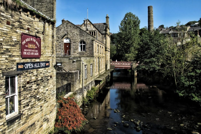 A Yorkshire Weekend - Hebden Bridge 5/7