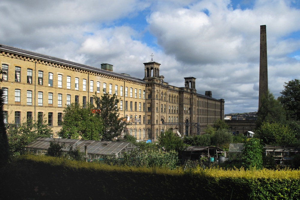 photoblog image A Yorkshire Weekend - Saltaire 2/7
