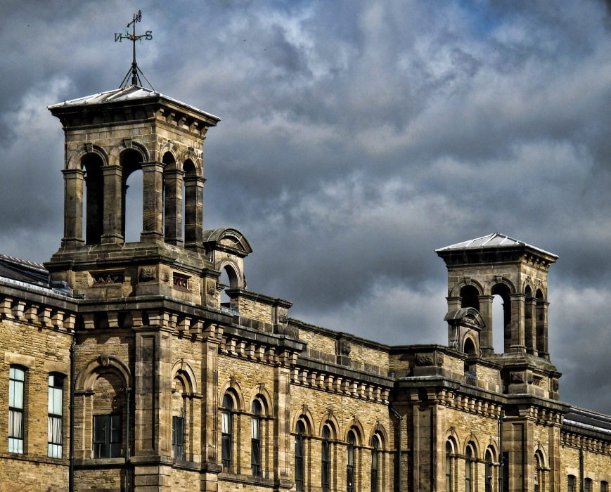 photoblog image A Yorkshire Weekend - Saltaire 4/7