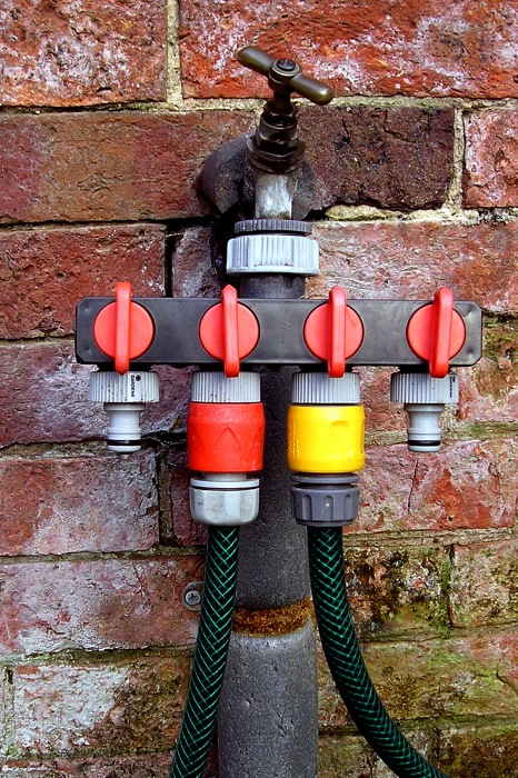 photoblog image Taps and Hoses