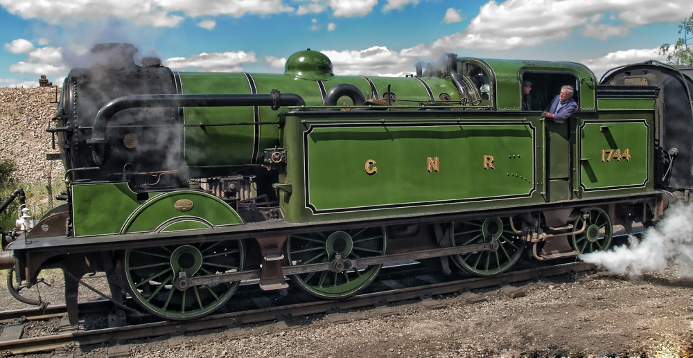photoblog image GCR Golden Oldies Gala - The Locos 1/7