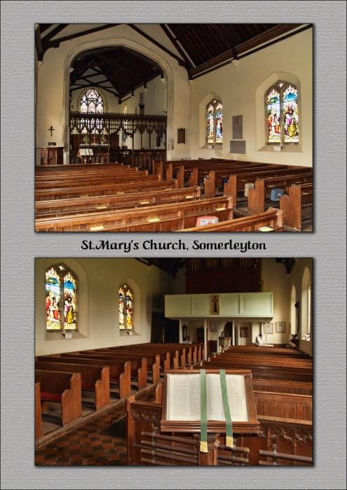 photoblog image Somerleyton Church 4/5