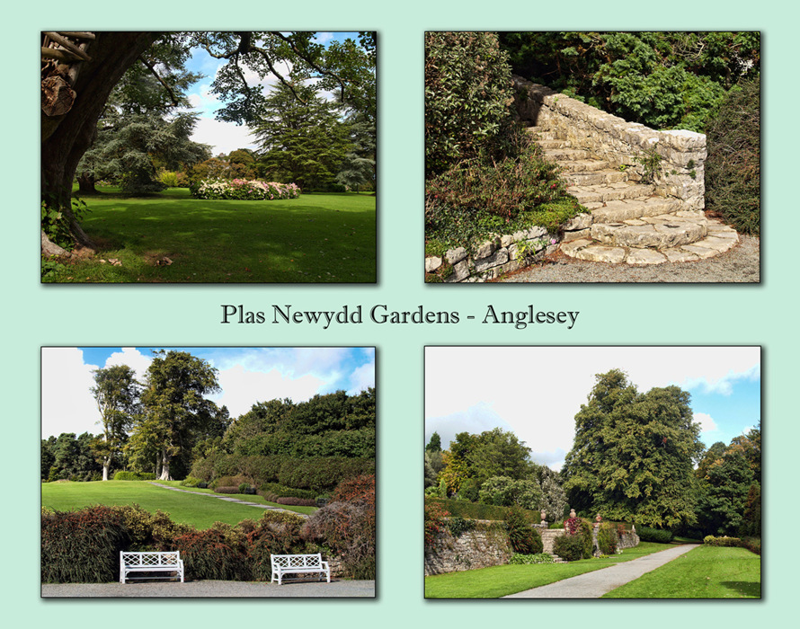 photoblog image (North Wales Notebook)  Plas Newydd 5/5