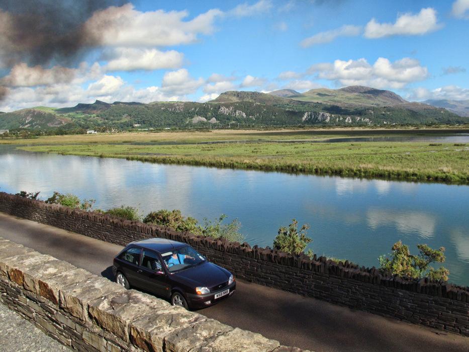 photoblog image (North Wales Notebook)  Around Porthmadog 5/5