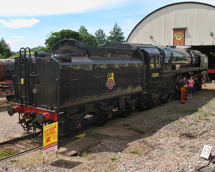 West Somerset Railway 7/7