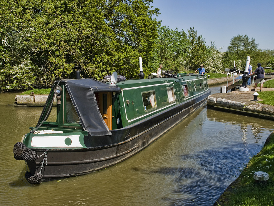 photoblog image Hatton Locks 5/5 - It's Boat Friday, Nearly There!