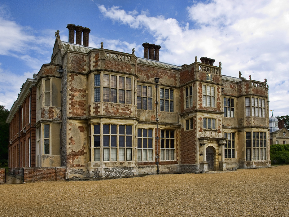 photoblog image Felbrigg Hall, Norfolk 3/5