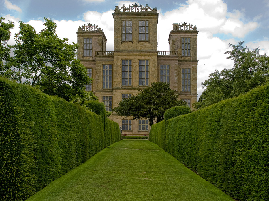 photoblog image Hardwick Hall 2/7
