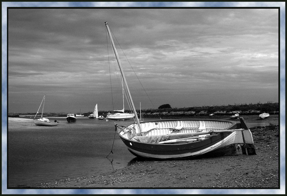 photoblog image Burnham Overy Staithe Re-visited