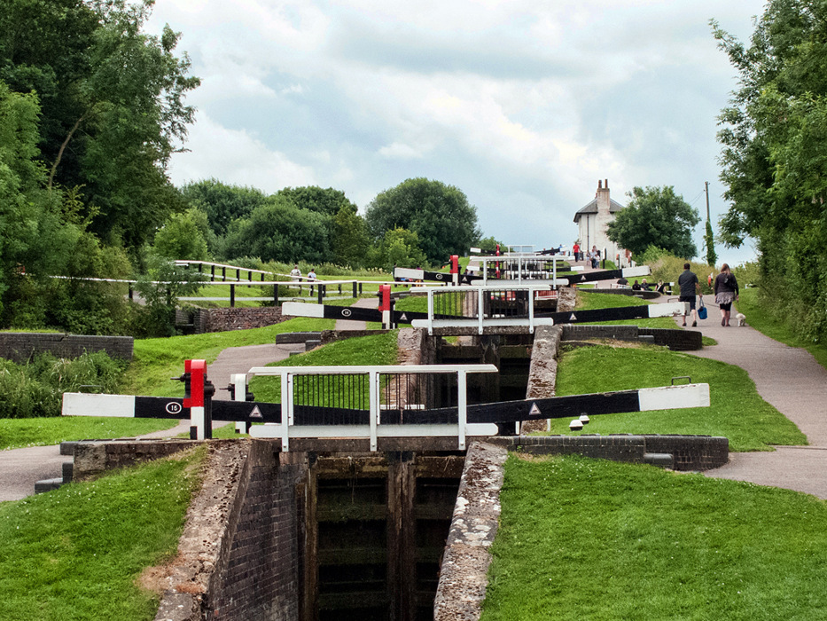 photoblog image Foxton Locks (3/7)