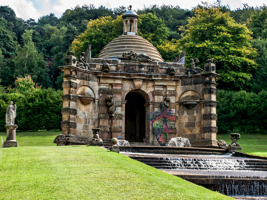 photoblog image Chatsworth - The Grounds & Garden 9/14