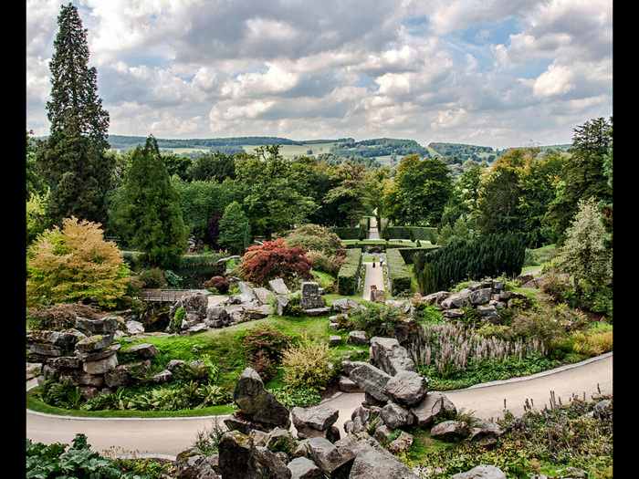 Chatsworth - The Grounds & Garden 13/14