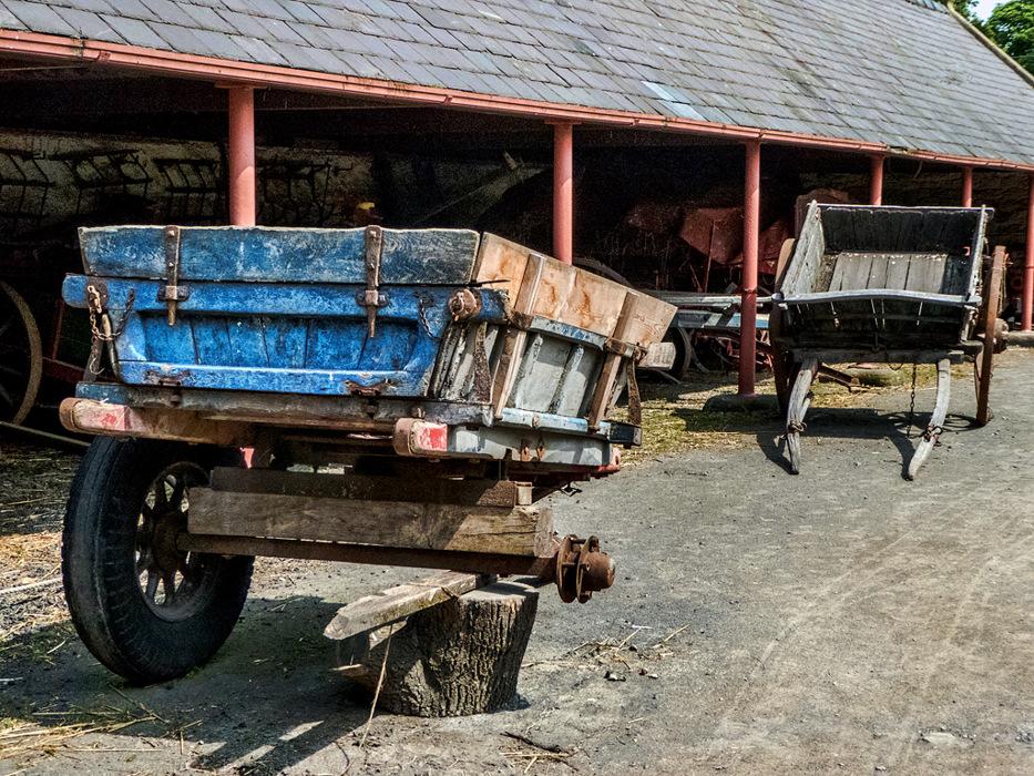 photoblog image Beamish 1940's Farm 4/5