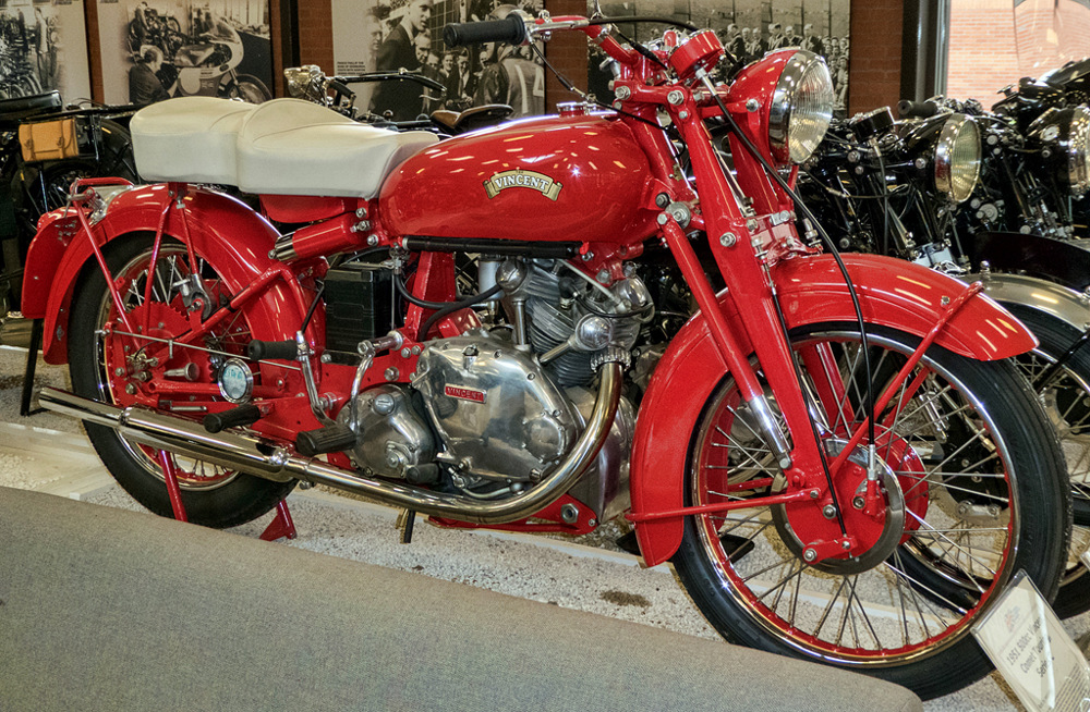 photoblog image National Motorcycle Museum 3/6
