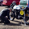 Mallory Park Test Day - The Paddock 3/8