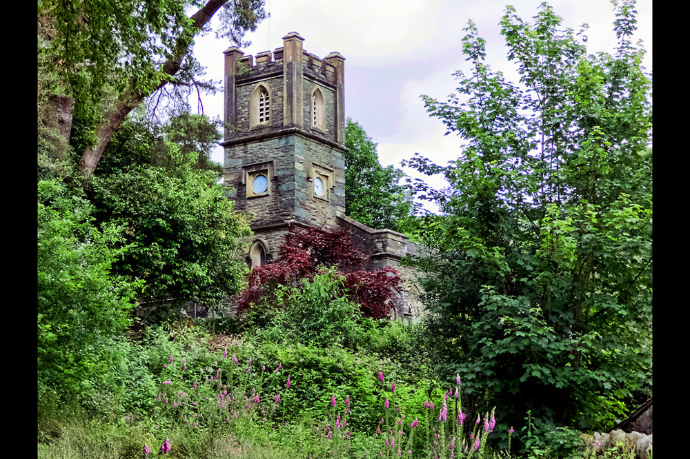 photoblog image RYDAL CHURCH