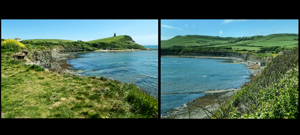 photoblog image Kimmeridge Bay 1/5