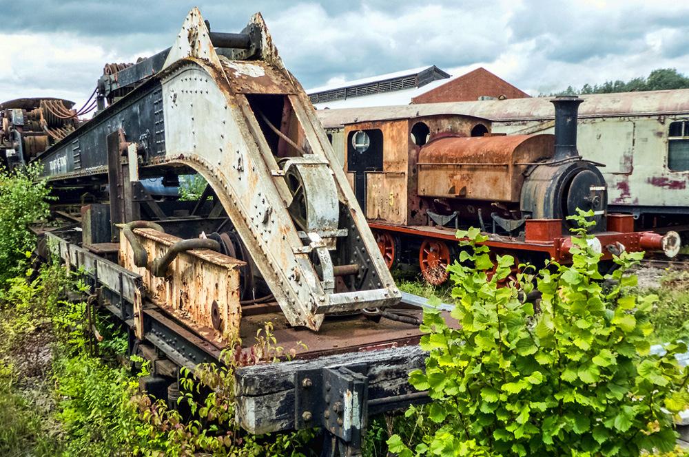 photoblog image Great Central Railway (North) 4/7