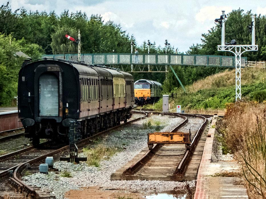 photoblog image Great Central Railway (North) 5/7