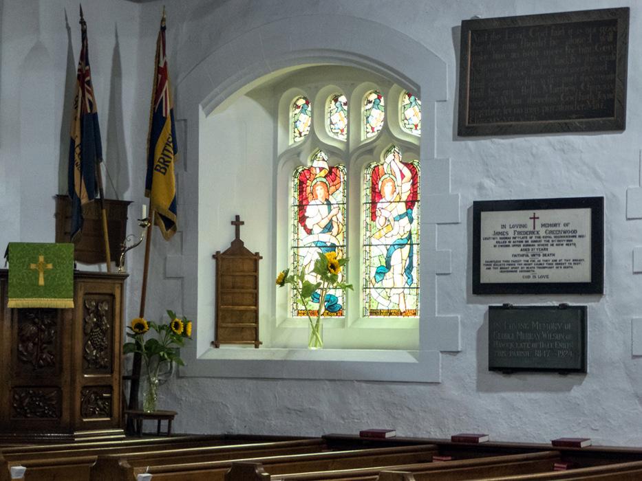 photoblog image Grasmere Church 4/5