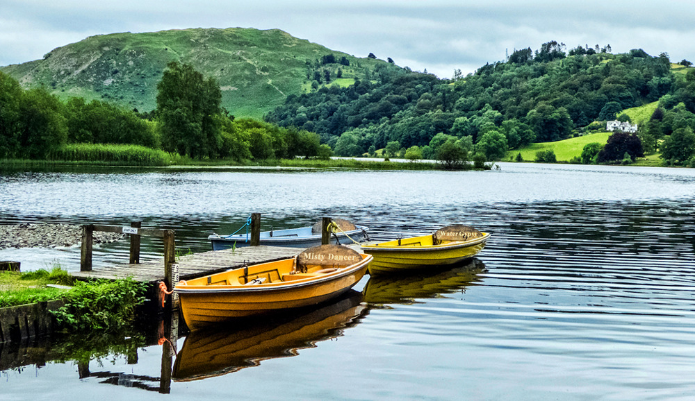 photoblog image Grasmere Lake 2/5