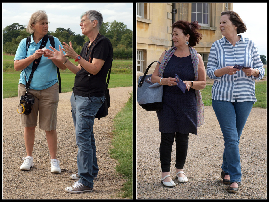 photoblog image Croome Court People 3/5