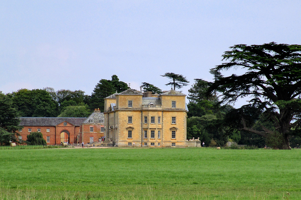 photoblog image From Maureen's Camera - Croome Court
