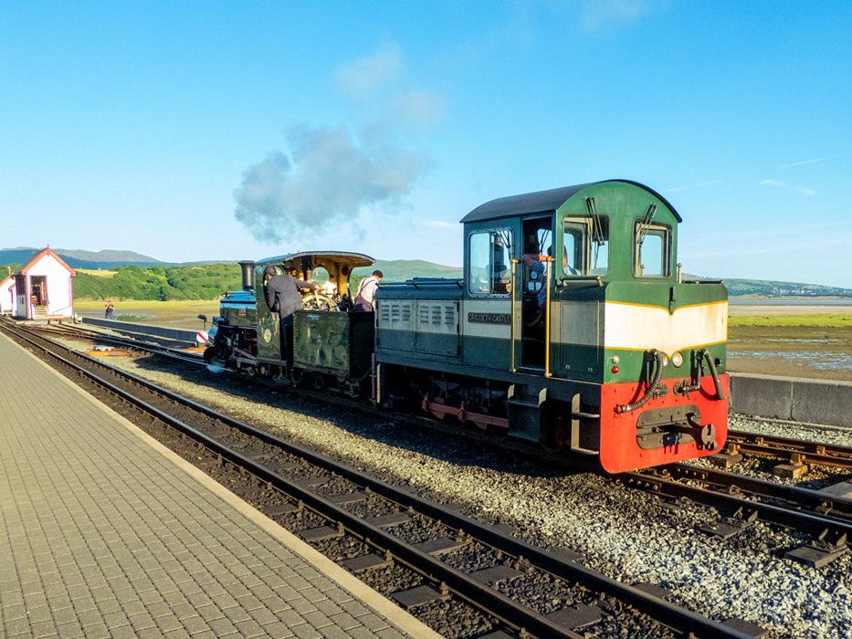 photoblog image Ffestiniog Railway Summer Gala - 2018 10/10
