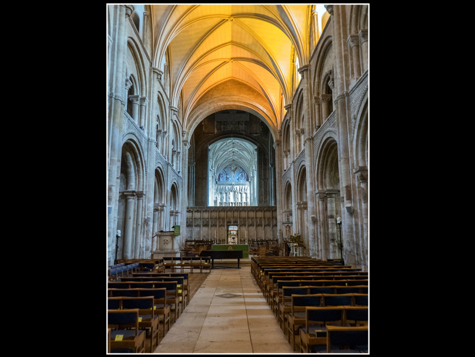 photoblog image Christchurch Priory 2/7